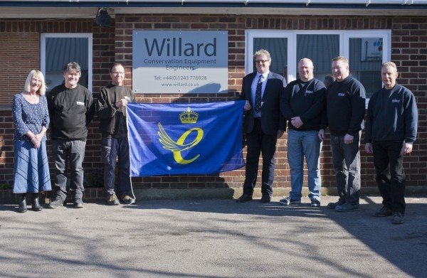 Congratulations to Willard Conservation