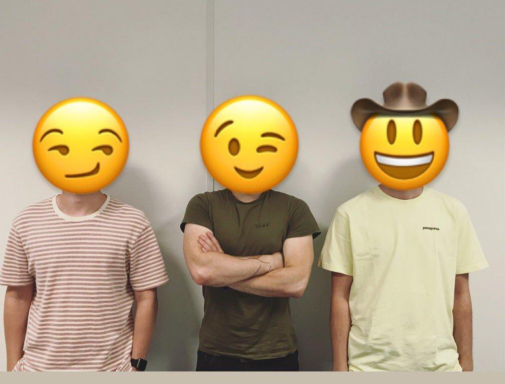emoji heads