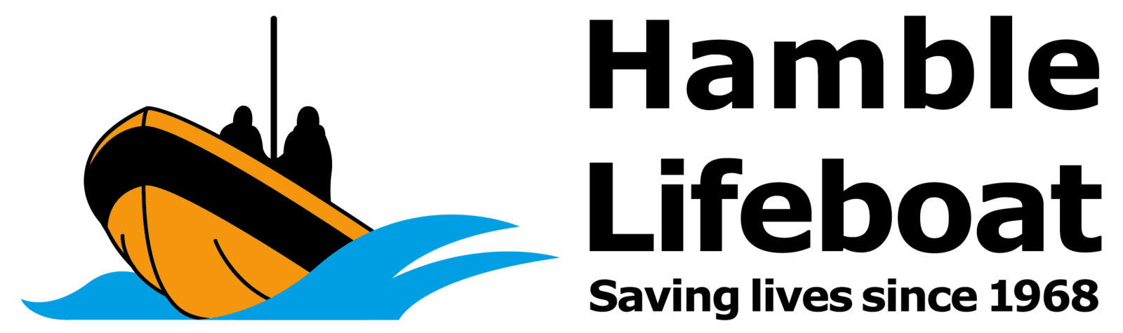Hamble Lifeboat logo