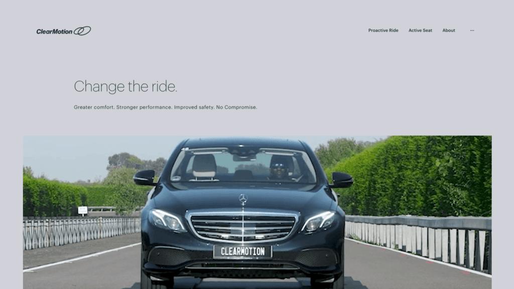 Clearmotion Website Design - Digital Marketing Agency